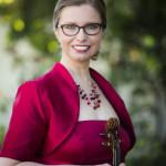 Marika Holmqvist, violin