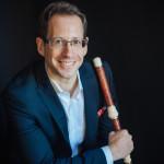 Steven Zohn, flute
