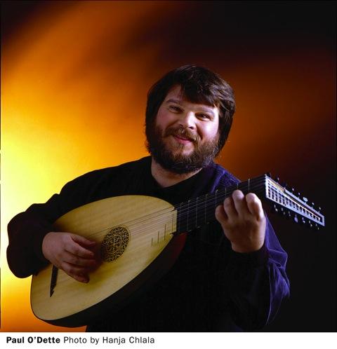 Paul O'Dette