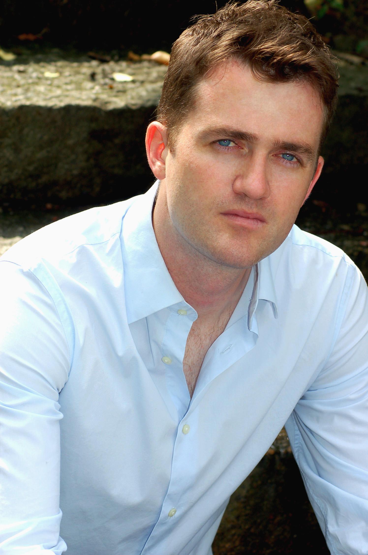 Aaron Sheehan bio headshot